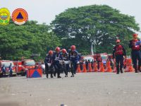 Roadshow HUT Damkar 101: Skill Competition Day